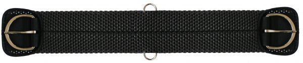 Showman Waffle Weave Fully Wrapped Girth - 298242