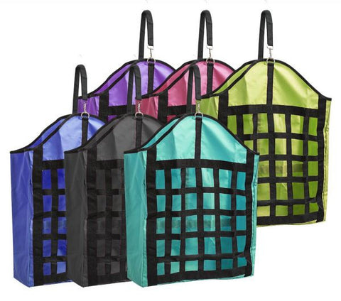 Showman Webbed Nylon Slow Feed Hay Bag - 67828