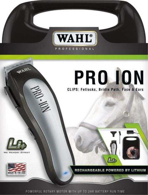Wahl Pro Ion Rechargable Clipper - 9705-100