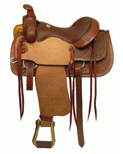 Blue River Roping Saddle - #9602016