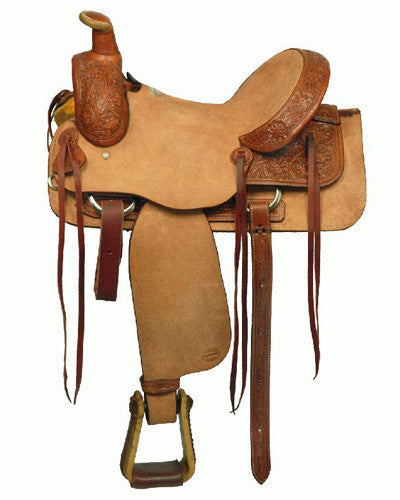 Blue River Roping Saddle - #9608216