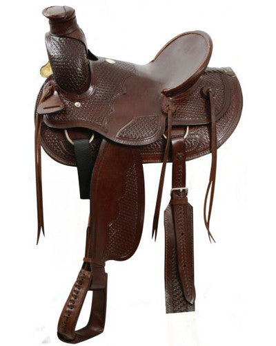 Buffalo Ranch Saddle - #025x