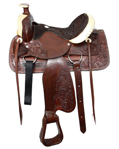 Buffalo Roping Saddle - #3027