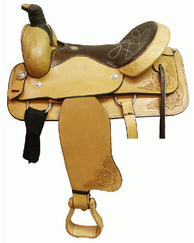 Buffalo Roping Saddle - #3736