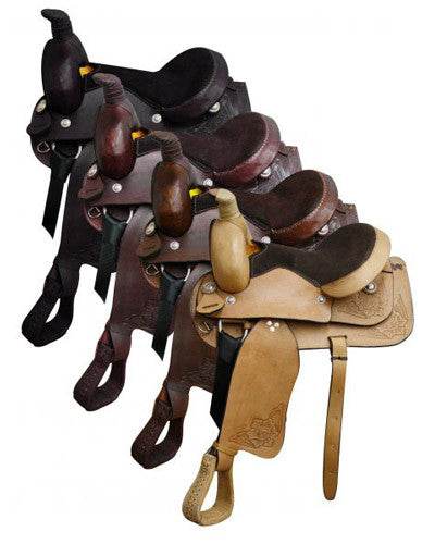 Buffalo Roping Saddle - #3910