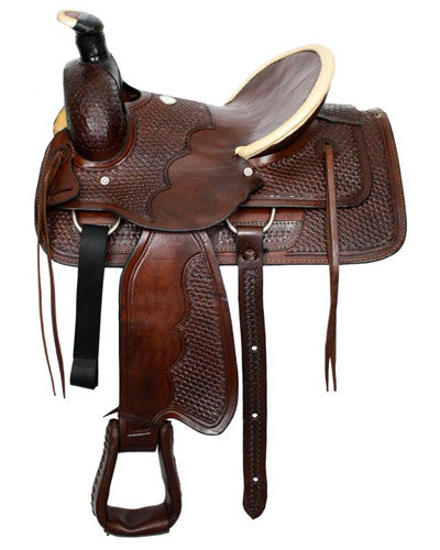 Buffalo Roping Saddle - #550