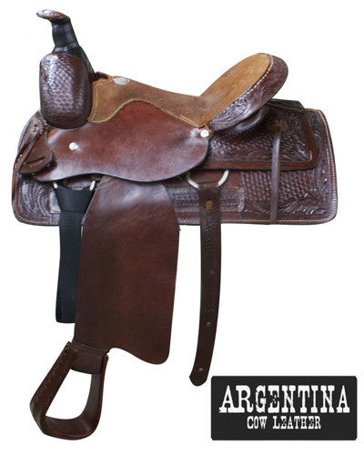 Buffalo Roping Saddle - #60416