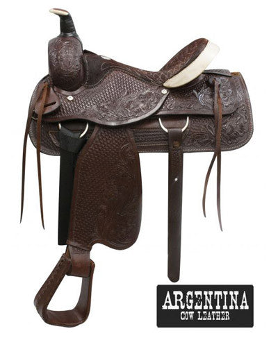 Buffalo Roping Saddle - #638616