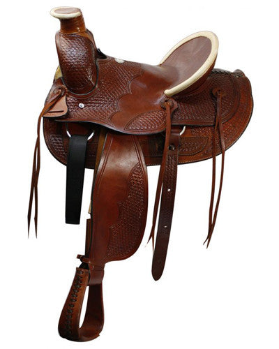 Buffalo Ranch Saddle - #025