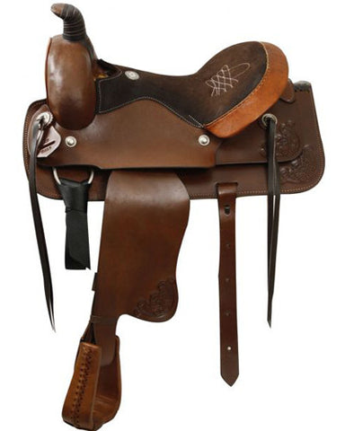 Buffalo Roping Saddle - #1951