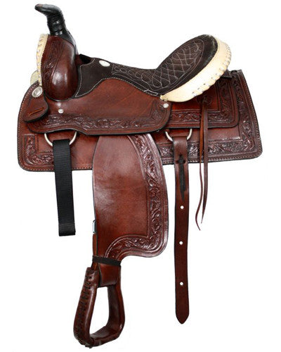 Buffalo Roping Saddle - #215416
