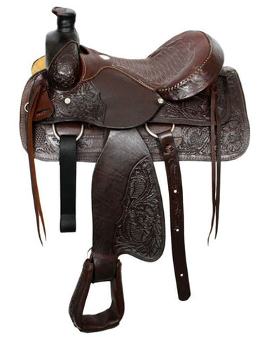 Buffalo Roping Saddle - #0505