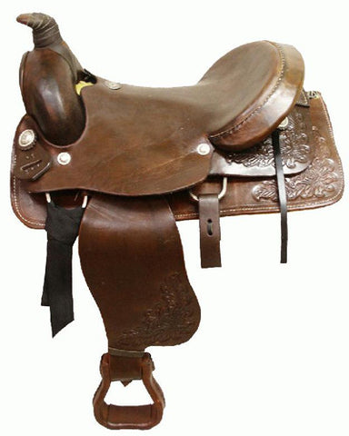 Buffalo Roping Saddle - #901