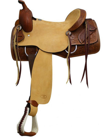 Circle S Cutting Saddle - #6543