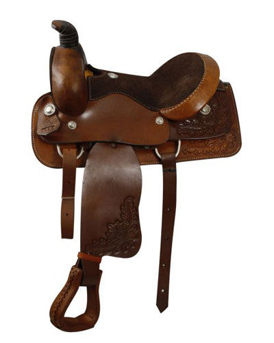 Circle S Roping Saddle - #3909