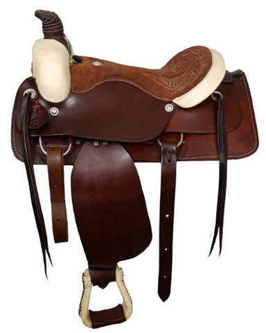 Circle S Roping/Pleasure Saddle - #1726