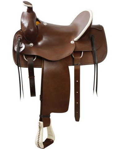 Circle S Roping Saddle - #016