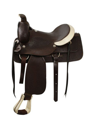 Circle S Roping Saddle - #1797