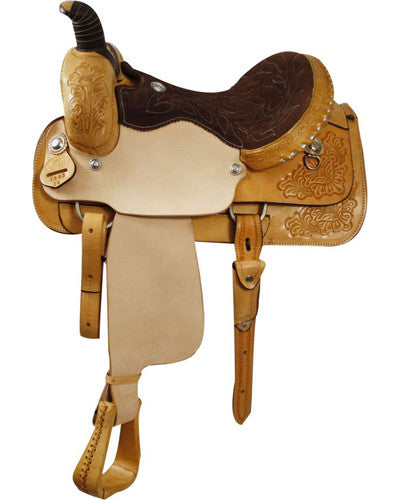 Circle S Roping Saddle - #1983