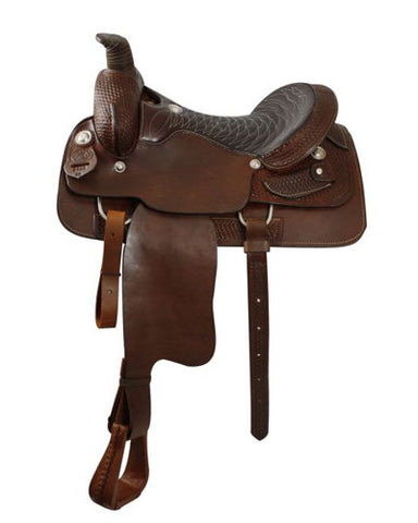 Circle S Roping Saddle - #2004