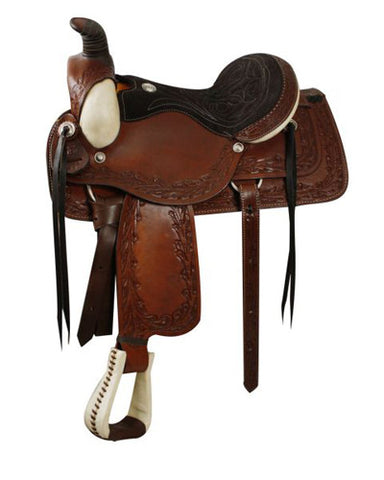 Circle S Roping Saddle - #2022
