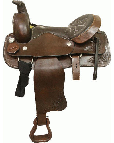 Circle S Roping Saddle - #3735