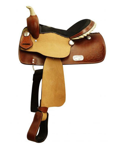 Double T Barrel Saddle - #3259