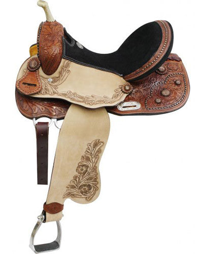 Double T Barrel Saddle - #6557