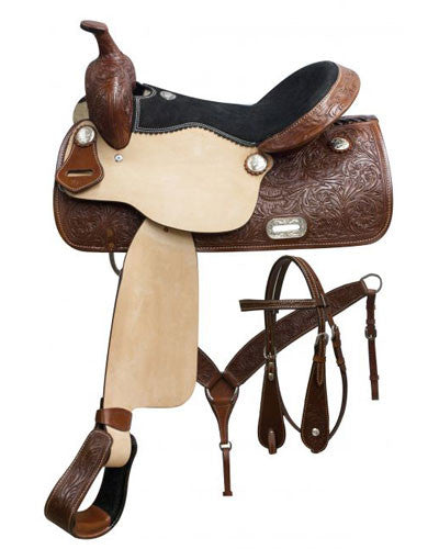 Double T Pleasure Saddle Set - #7656set