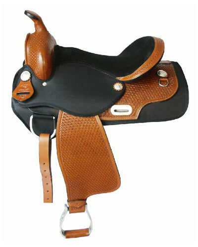 Double T Cordura Saddle - #6266-16
