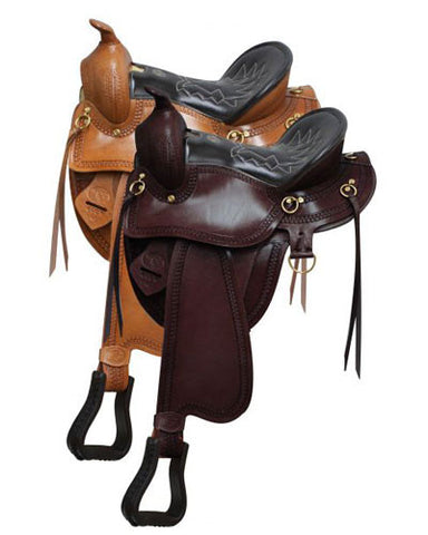 Double T Gaited Saddle - #94003