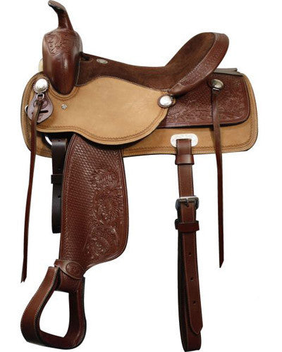 Double T Pleasure Saddle - #060