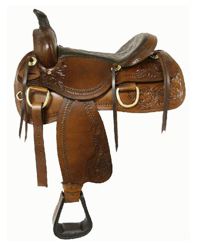 Double T Pleasure Saddle - #6149