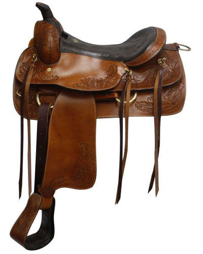 Double T Pleasure Saddle - #6150