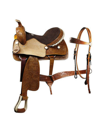 Double T Pleasure Saddle Set - #1025
