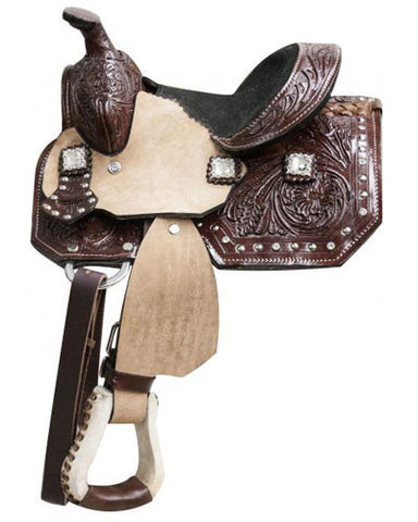 Double T Pony Saddle - #01358