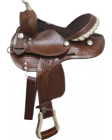Double T Pony Saddle - #0286