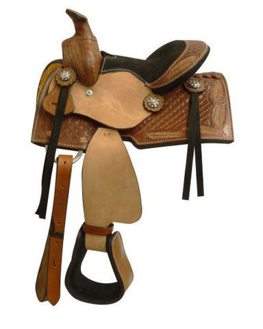 Economy Pony Saddle - #6680