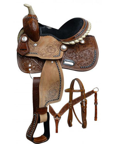 Double T Pony Saddle Set - #765510