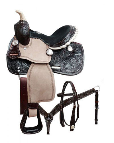 Double T Pony Saddle Set - #767710