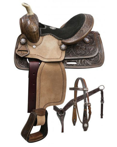 Double T Pony Saddle Set - #786410