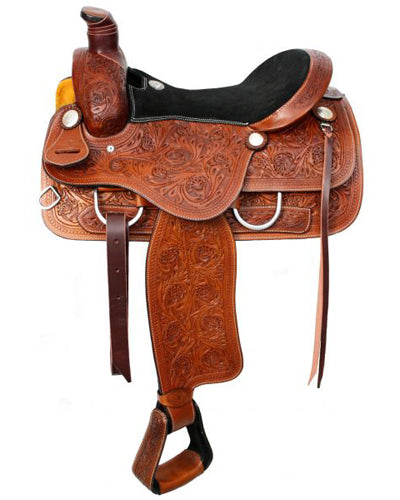 Double T Roping Saddle - #6493