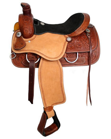 Double T Roping Saddle - #6494