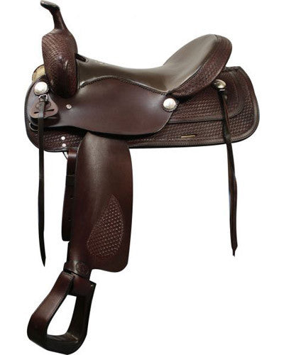 Double T Trail Saddle - #05016