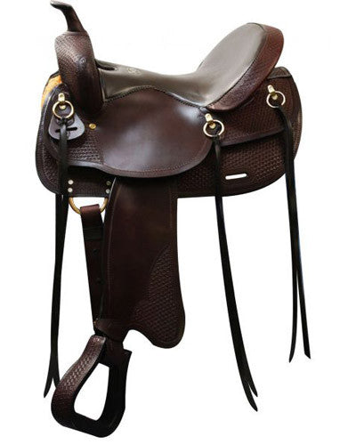 Double T Trail Saddle - #18216