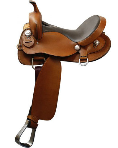 Double T Trail Saddle - #19416