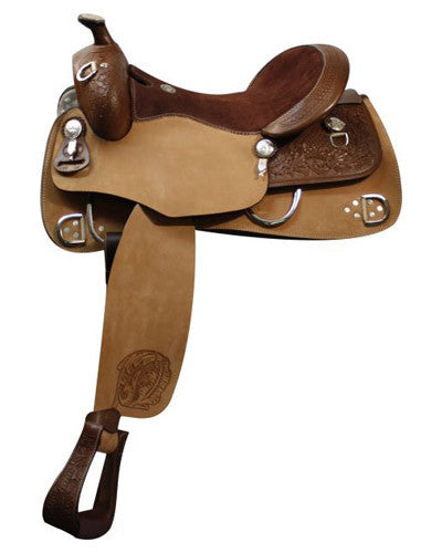 Double T Training Saddle - #02816
