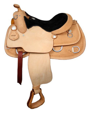 Double T Training Saddle - #641516