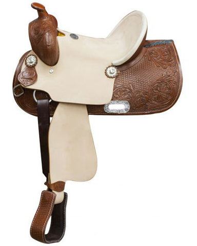 Double T Youth Roping Saddle - #515013
