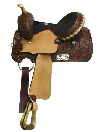 Double T Youth Saddle - #111813